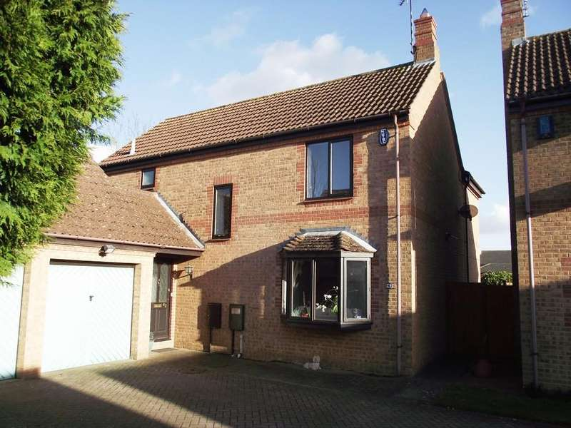 4 Bedrooms Detached House for sale in Pound Lane, Bugbrooke