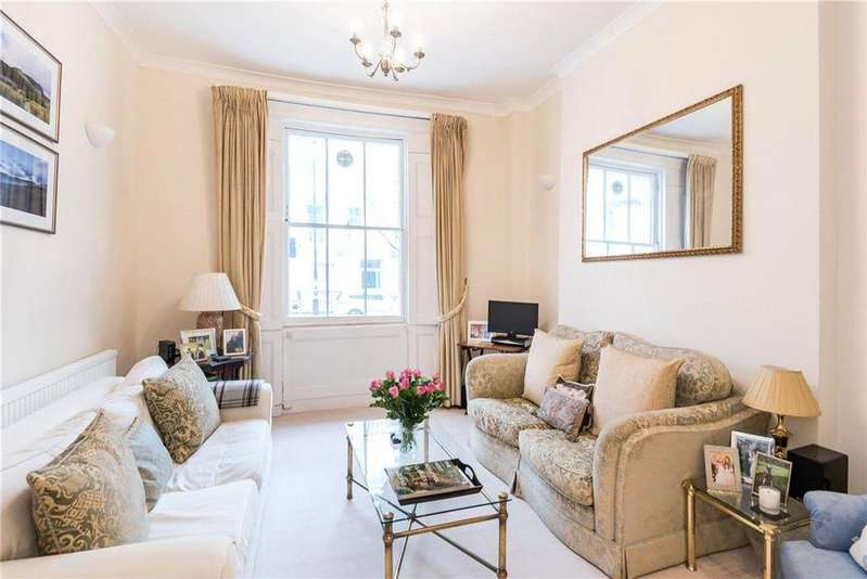 2 Bedrooms Flat for sale in Sutherland Street, Pimlico, London, SW1V