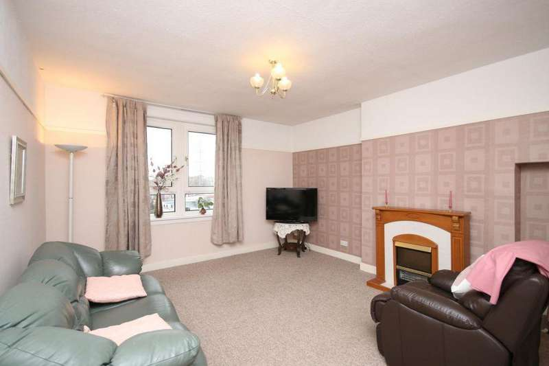 1 Bedroom Flat for sale in Flat 2/2, 14 Richmond Place, Rutherglen, Glasgow, G73 3AZ