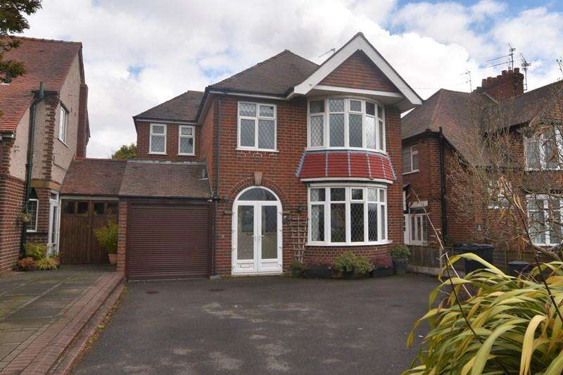4 Bedrooms Link Detached House for sale in Carters Lane, Halesowen