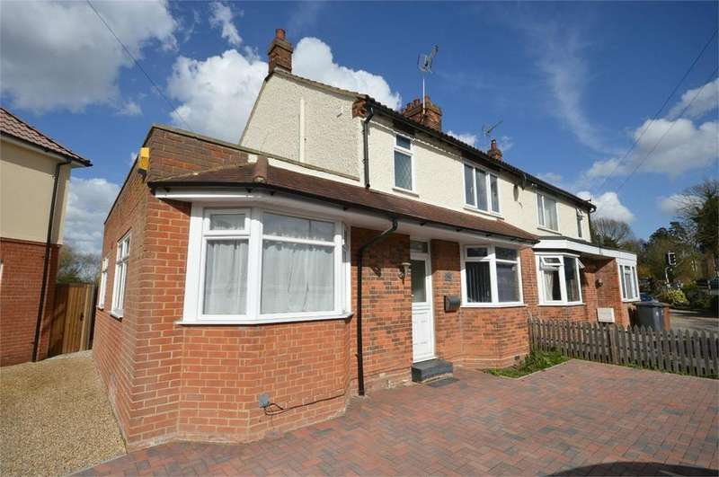 3 Bedrooms Semi Detached House for sale in 143 Dunmow Road, Bishop's Stortford