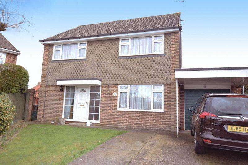 4 Bedrooms Detached House for sale in Sevington Park, Maidstone