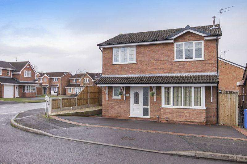 4 Bedrooms Detached House for sale in BLAKEBROOK DRIVE, CHELLASTON