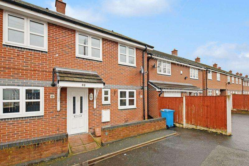 3 Bedrooms End Of Terrace House for sale in Bold Street, Runcorn