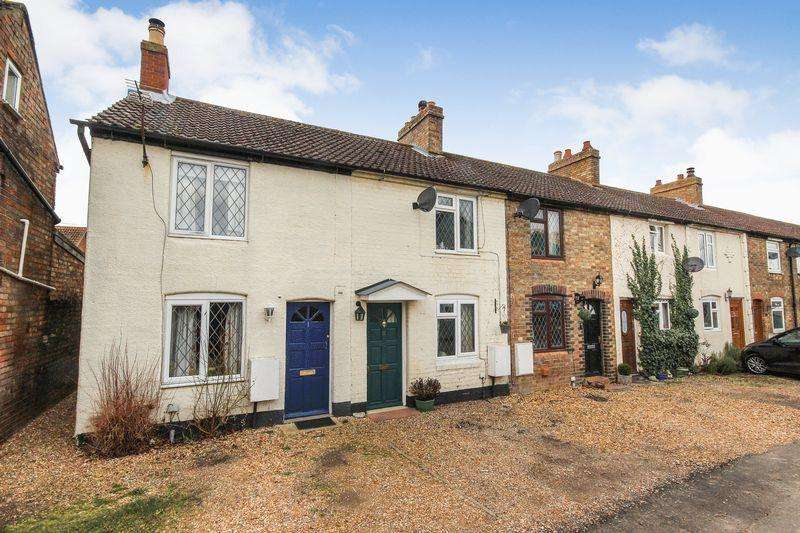 2 Bedrooms End Of Terrace House for sale in Albert Place, Houghton Conquest