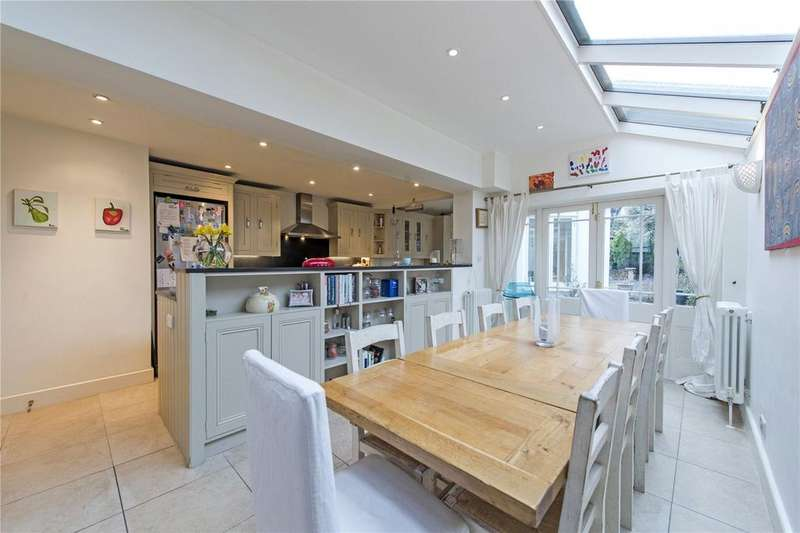 5 Bedrooms Terraced House for sale in Endlesham Road, Balham, London, SW12