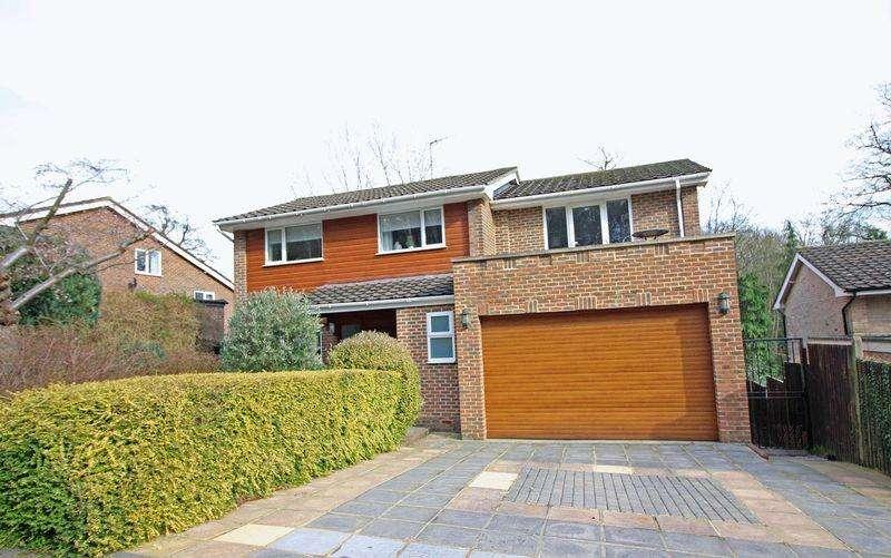 4 Bedrooms Detached House for sale in Hollingsworth Road, Croydon, Surrey