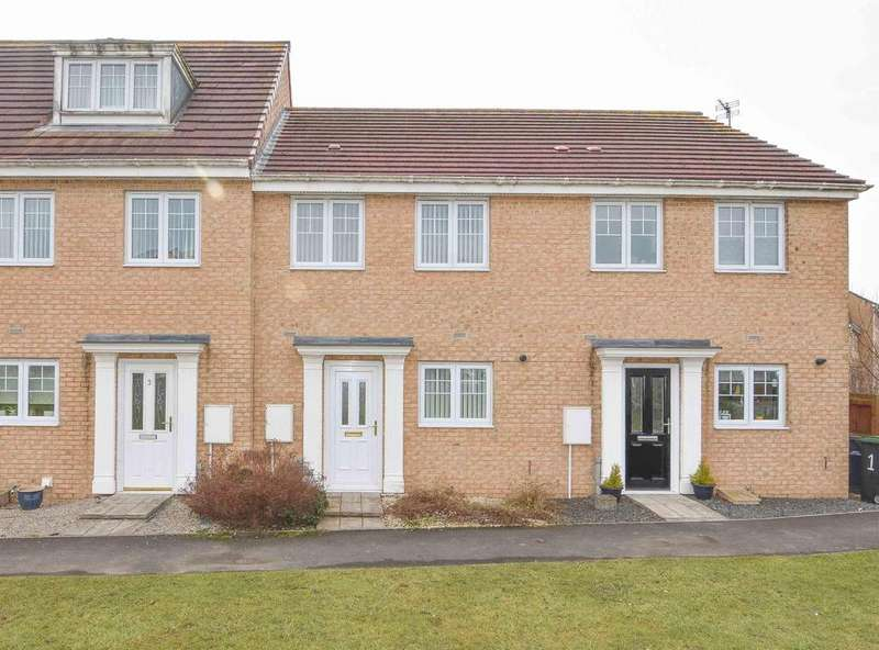 3 Bedrooms Terraced House for sale in Generation Place, Consett, DH8 5XT