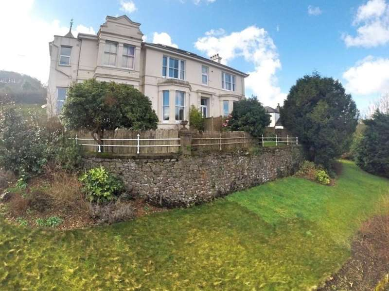 2 Bedrooms Apartment Flat for sale in Hill Side Court Buckfastleigh