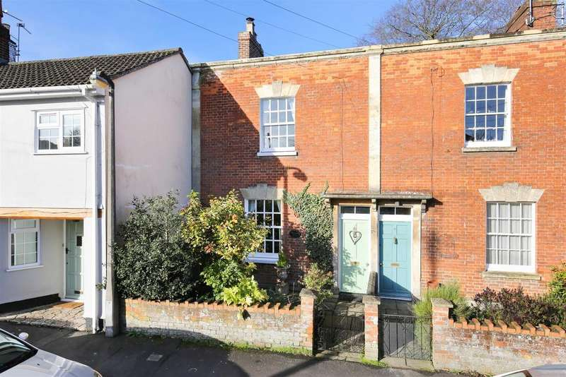 3 Bedrooms Terraced House for sale in Church Street, Westbury, BA13 3BZ