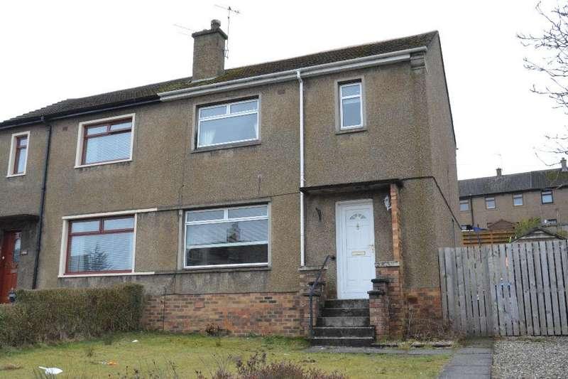 3 Bedrooms Semi Detached House for sale in Windsor Road, Falkirk, Falkirk, FK1 5DB