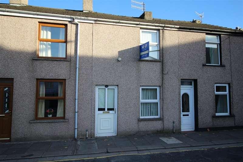 2 Bedrooms Terraced House for sale in School Terrace, MILLOM