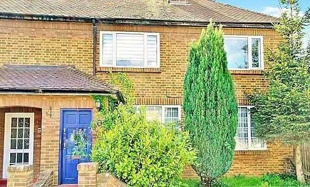 2 Bedrooms Maisonette Flat for sale in Hounslow West