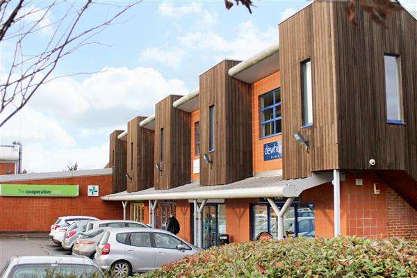 2 Bedrooms Apartment Flat for sale in Aiken Road, Swindon