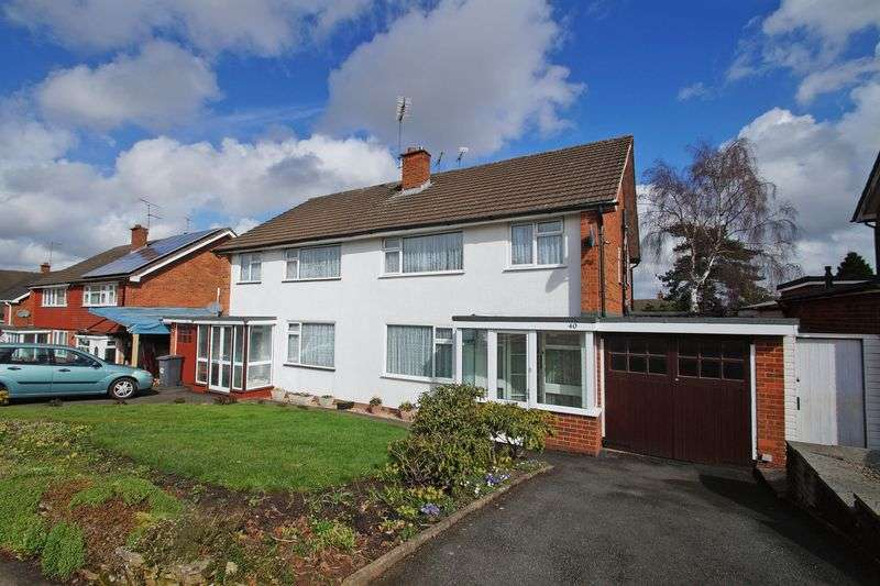 3 Bedrooms Property for sale in Southcrest Road Lodge Park, Redditch