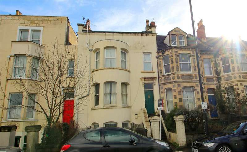 2 Bedrooms Flat for sale in Coronation Road Southville Bristol BS3