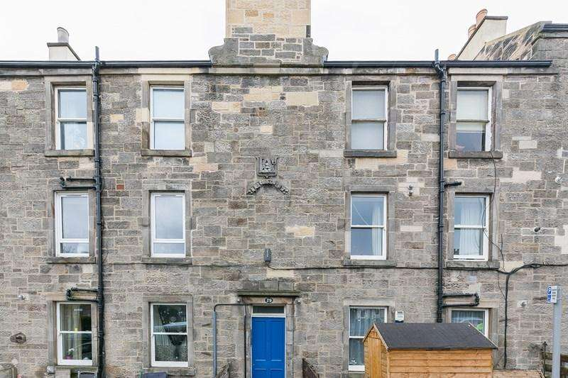 1 Bedroom Property for sale in 29/12, Spey Terrace, Pilrig, Edinburgh, EH7 4PU