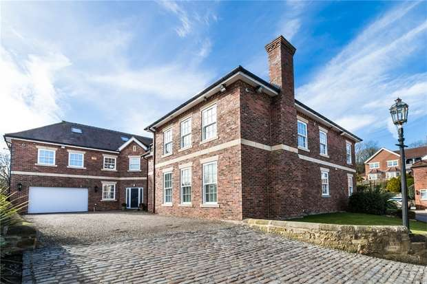 6 Bedrooms Detached House for sale in 3 Waterside Gardens, Washington, Tyne and Wear
