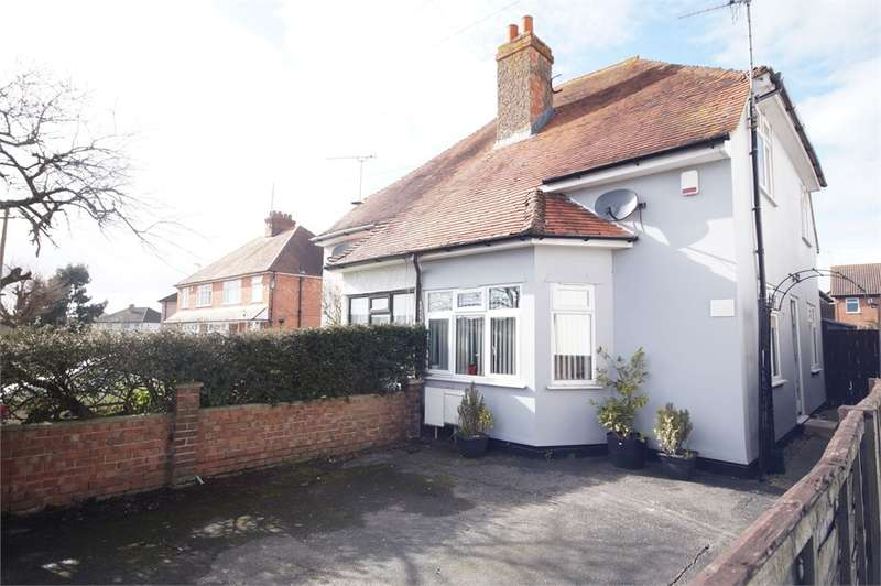2 Bedrooms Cottage House for sale in Whitley Wood Road, READING, Berkshire