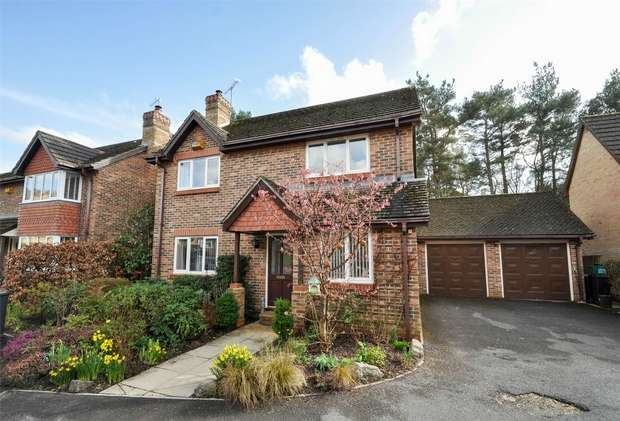 4 Bedrooms Detached House for sale in Abbey Gardens, WIMBORNE, Dorset