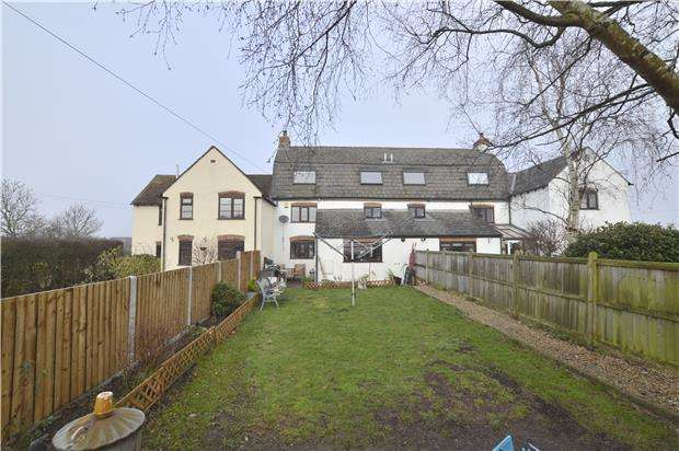 3 Bedrooms Terraced House for sale in Walton Cardiff Village, TEWKESBURY, Gloucestershire, GL20 7BL