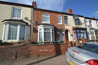3 Bedrooms Terraced House for sale in Mill Road, Wellingborough, Northamptonshire