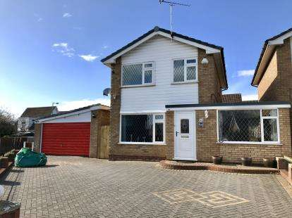 3 Bedrooms Detached House for sale in Cambridge Avenue, Winsford, Cheshire
