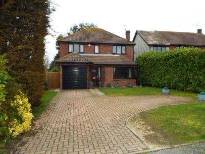 4 Bedrooms Detached House for sale in Great Oakley, Harwich, Essex