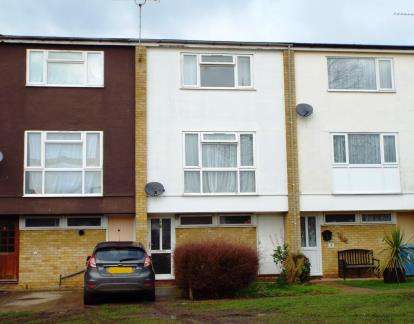 3 Bedrooms Terraced House for sale in Hadleigh, Ipswich, Suffolk