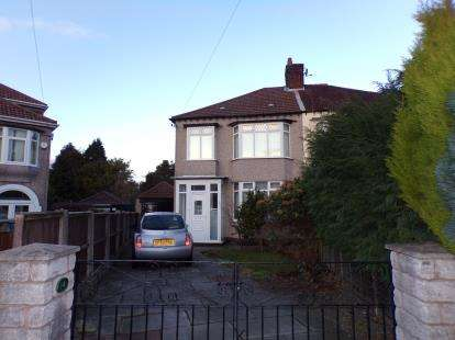 3 Bedrooms Semi Detached House for sale in Epping Grove, Liverpool, Merseyside, L15