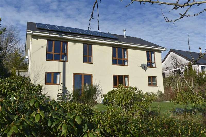 2 Bedrooms Detached House for sale in Alltyblacca, Llanybydder