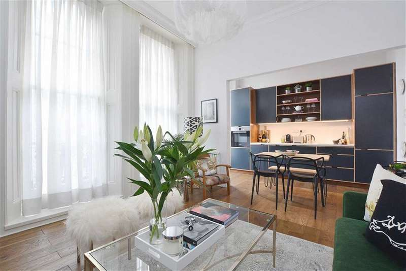 1 Bedroom Flat for sale in Warwick Avenue, London, Maida Vale, W9