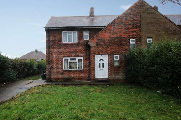 3 Bedrooms Semi Detached House for sale in Shaftsbury Avenue, Doncaster, South Yorkshire, DN6 7TD