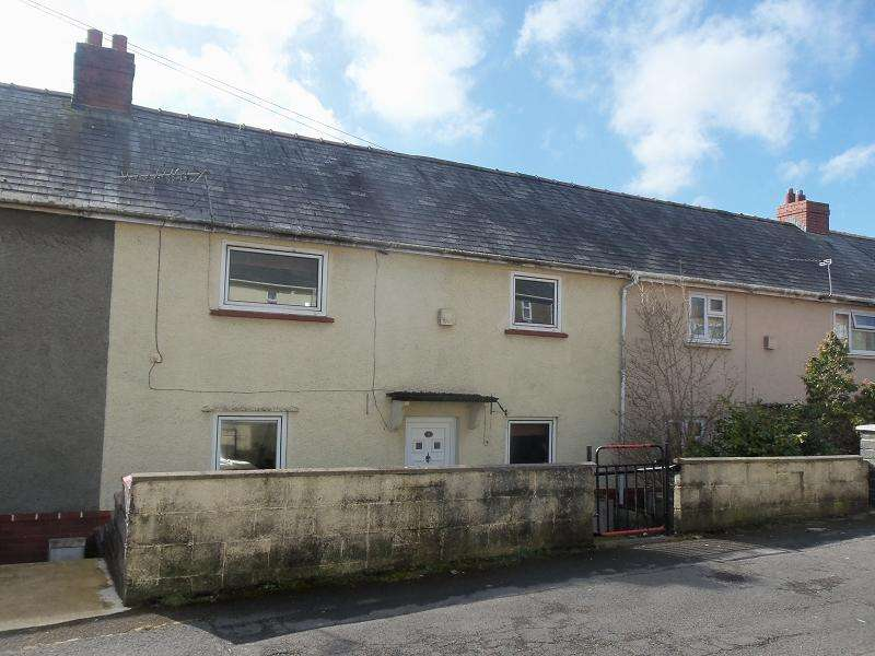 4 Bedrooms Terraced House for sale in Heol Spurrell , Carmarthen, Carmarthenshire.