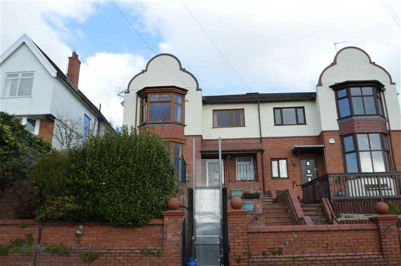 4 Bedrooms Semi Detached House for sale in Clarendon Road, Swansea, SA2