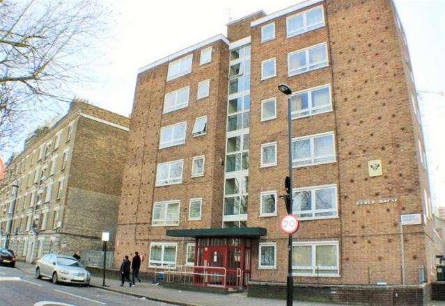 3 Bedrooms Flat for sale in Penfold Street, London
