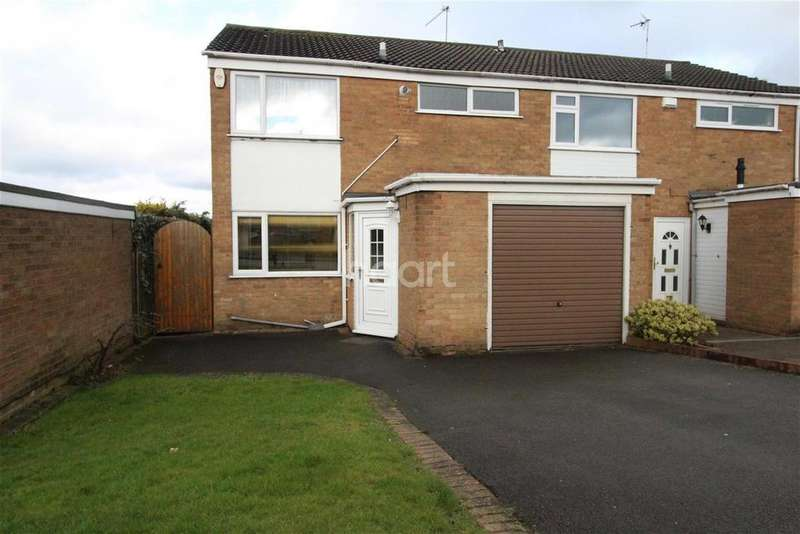 3 Bedrooms Semi Detached House for rent in Penzance Avenue