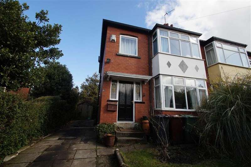 3 Bedrooms Semi Detached House for sale in Valley Drive, Leeds