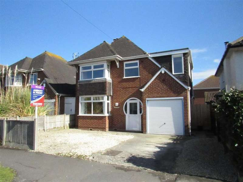 4 Bedrooms Detached House for rent in St Marys Road, Burnham-on-Sea