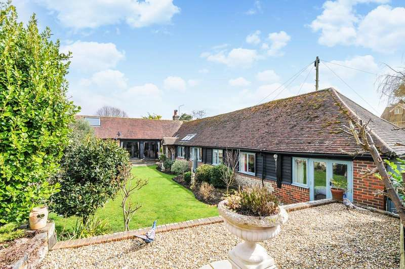 4 Bedrooms Barn Conversion Character Property for sale in Church Lane, Oving