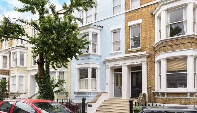 1 Bedroom Flat for sale in Offley Road Oval SW9
