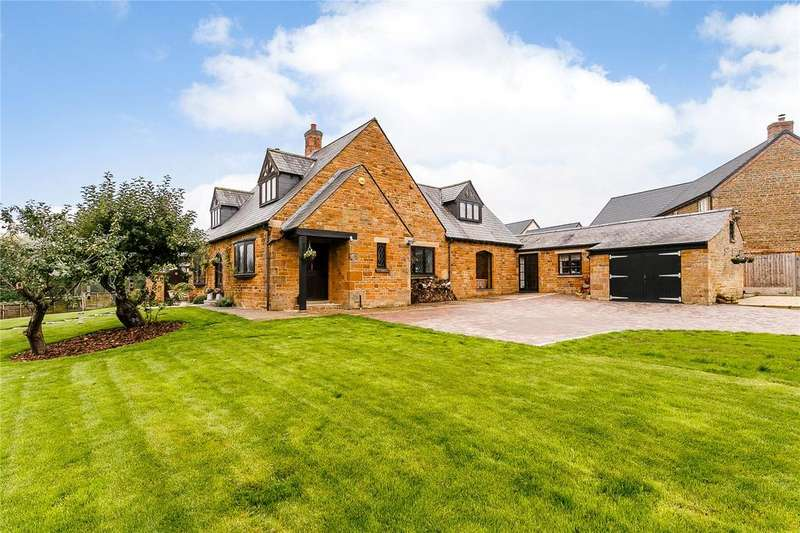 5 Bedrooms Detached House for sale in Broadgate, Great Easton, Market Harborough, Leicestershire