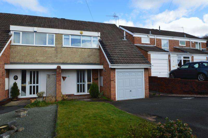 3 Bedrooms Semi Detached House for sale in Princess Crescent, HALESOWEN