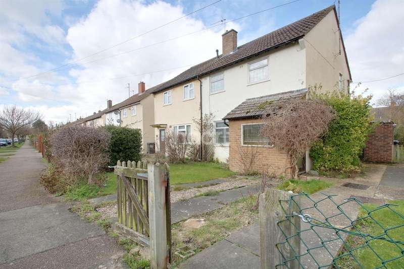 3 Bedrooms Semi Detached House for sale in Malletts Road, Cambridge