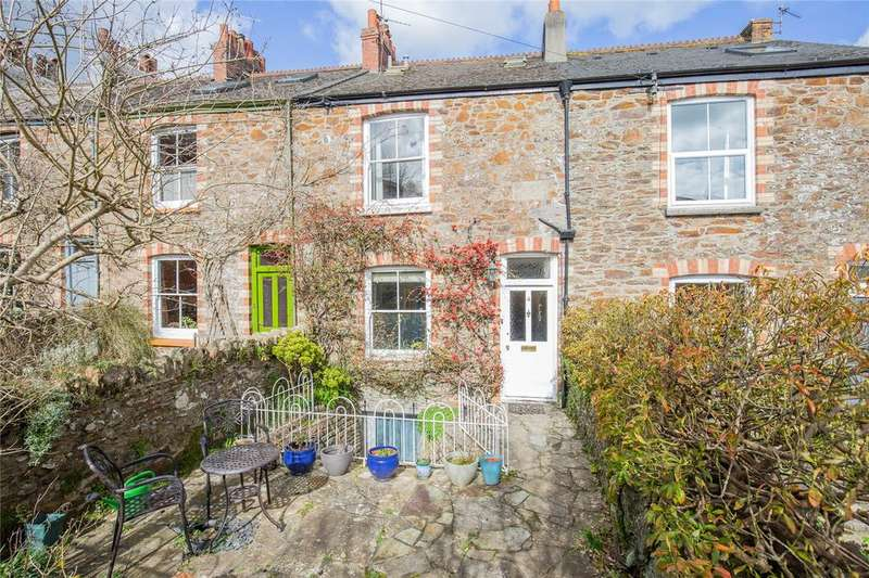 4 Bedrooms Terraced House for sale in Albert Place, Maudlin Road, Totnes, TQ9