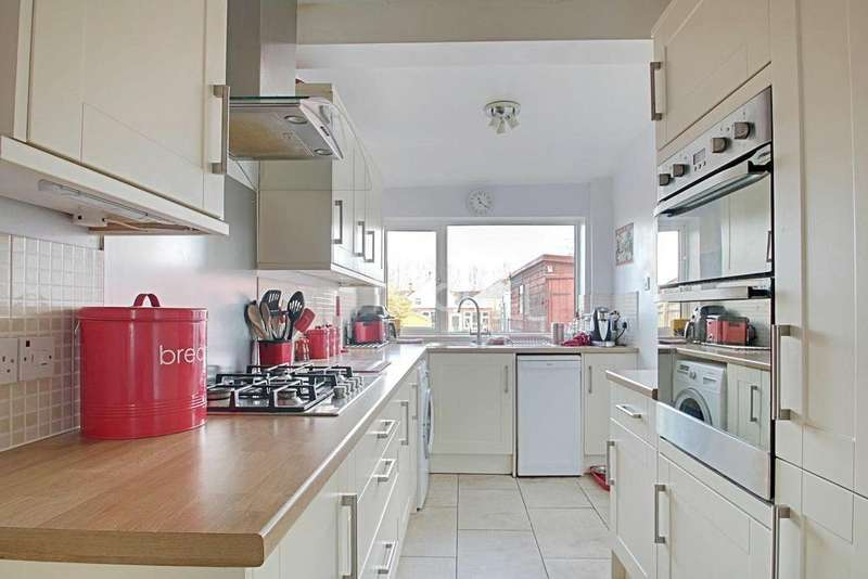 3 Bedrooms Semi Detached House for sale in Wheeler Avenue