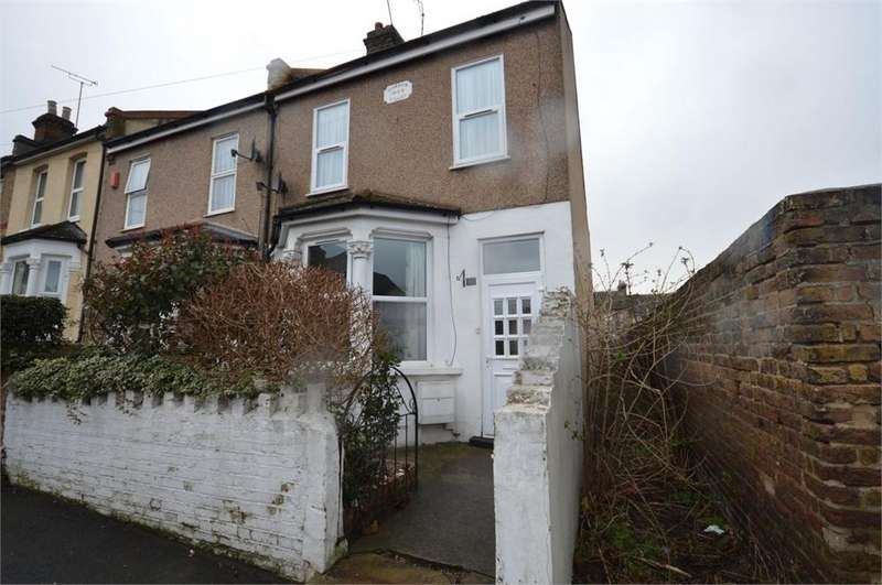 3 Bedrooms End Of Terrace House for sale in Glendale Road, Erith