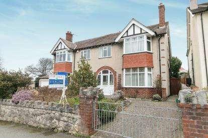 4 Bedrooms Semi Detached House for sale in Bodelwyddan Avenue, Old Colwyn, Colwyn Bay, Conwy, LL29