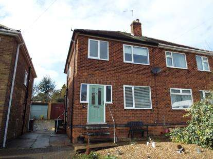 3 Bedrooms Semi Detached House for sale in Surgeys Lane, Arnold, Nottingham