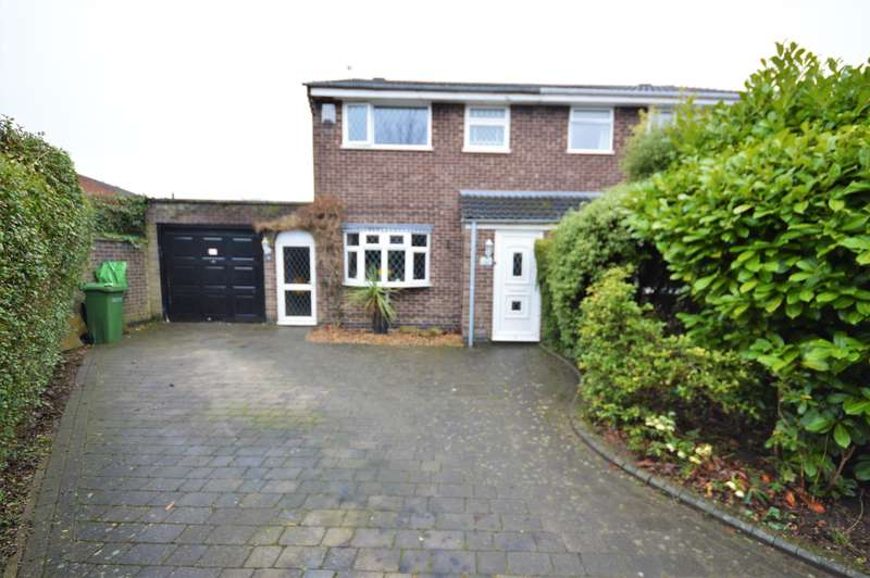 3 Bedrooms Semi Detached House for rent in Wheeldale, Wigston, LE18 3XN